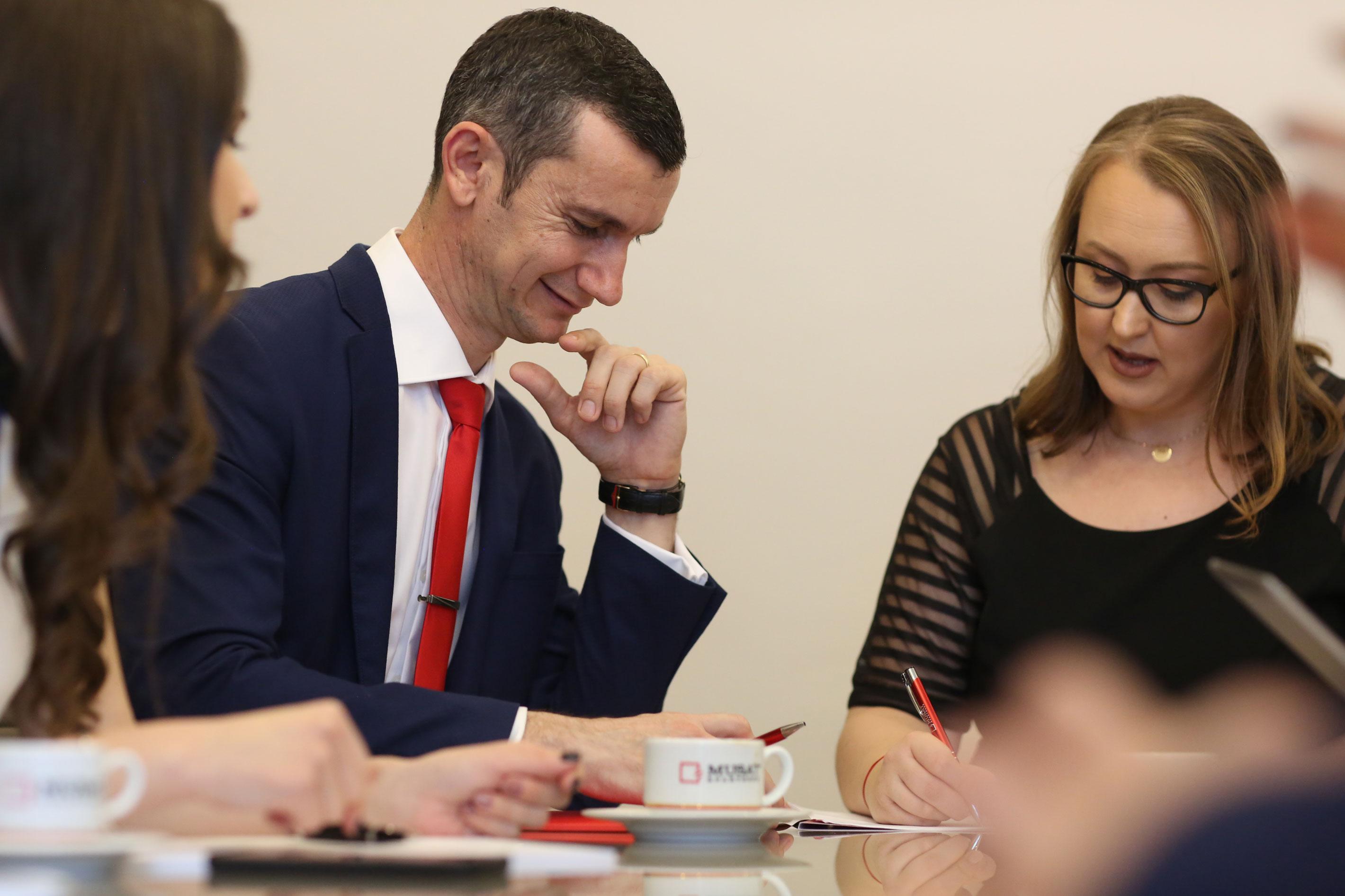 Experienta avocatilor Musat & Partners